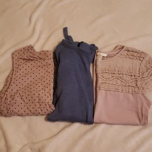 H&M tops small